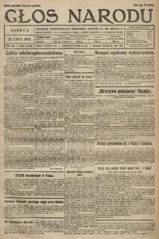 Głos Narodu. 1925, nr169
