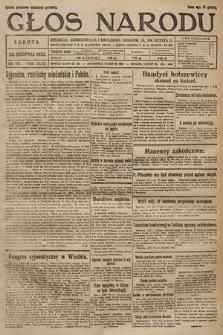 Głos Narodu. 1925, nr192
