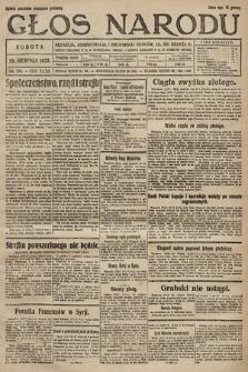 Głos Narodu. 1925, nr198