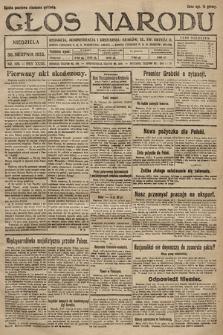 Głos Narodu. 1925, nr199