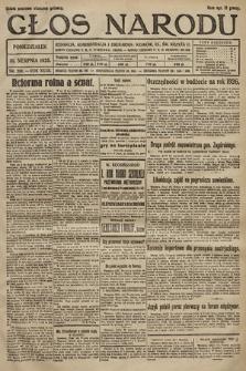 Głos Narodu. 1925, nr200