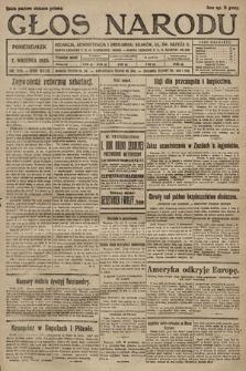 Głos Narodu. 1925, nr206
