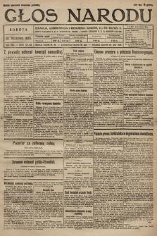 Głos Narodu. 1925, nr210
