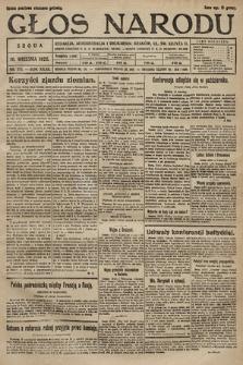 Głos Narodu. 1925, nr213