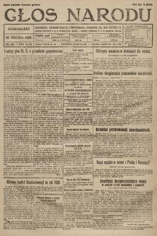 Głos Narodu. 1925, nr218