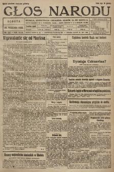 Głos Narodu. 1925, nr222
