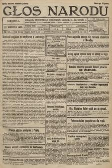 Głos Narodu. 1925, nr223