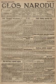 Głos Narodu. 1925, nr227