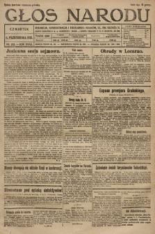 Głos Narodu. 1925, nr232