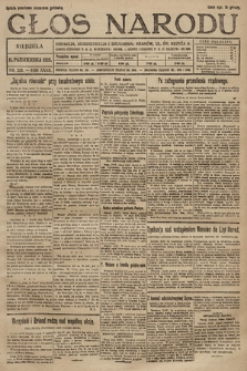 Głos Narodu. 1925, nr235