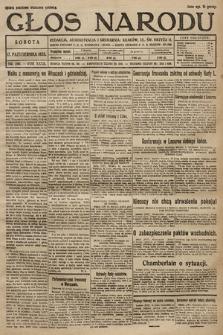 Głos Narodu. 1925, nr240