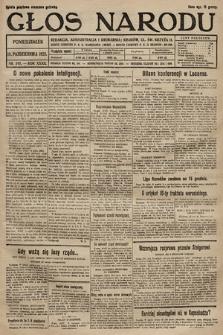 Głos Narodu. 1925, nr242