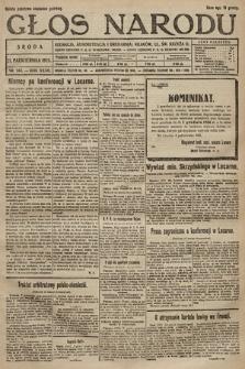 Głos Narodu. 1925, nr243
