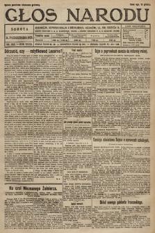 Głos Narodu. 1925, nr252