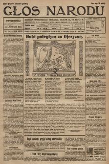 Głos Narodu. 1925, nr254