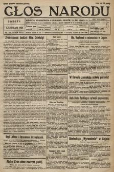 Głos Narodu. 1925, nr258