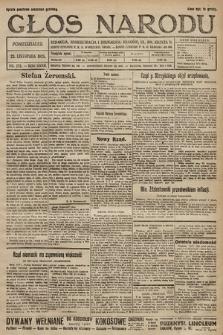 Głos Narodu. 1925, nr272