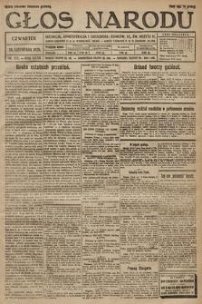 Głos Narodu. 1925, nr274