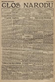 Głos Narodu. 1925, nr275