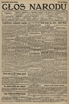 Głos Narodu. 1925, nr277
