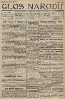 Głos Narodu. 1925, nr281