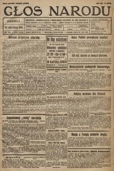Głos Narodu. 1925, nr294