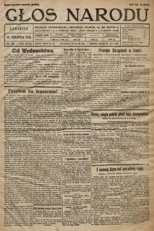 Głos Narodu. 1925, nr300