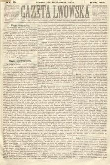 Gazeta Lwowska. 1872, nr 7