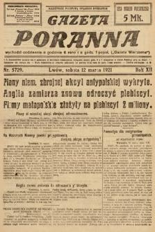 Gazeta Poranna. 1921, nr5729