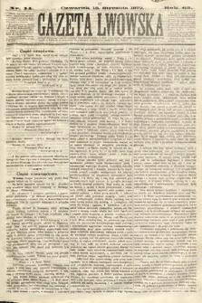 Gazeta Lwowska. 1872, nr 14