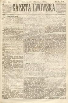 Gazeta Lwowska. 1872, nr 16