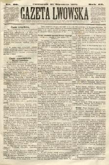 Gazeta Lwowska. 1872, nr 20