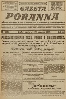 Gazeta Poranna. 1921, nr6197