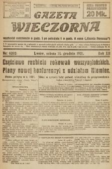 Gazeta Wieczorna. 1921, nr6202