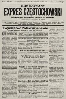 Ilustrowany Expres Częstochowski. 1932, nr50