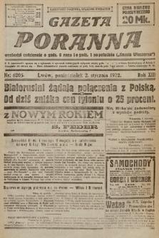 Gazeta Poranna. 1922, nr6205