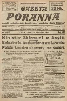 Gazeta Poranna. 1922, nr6346