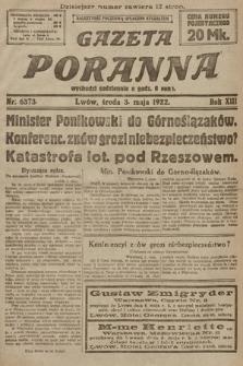 Gazeta Poranna. 1922, nr6373