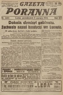 Gazeta Poranna. 1922, nr6402
