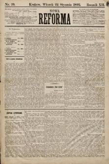 Nowa Reforma. 1893, nr19