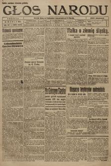 Głos Narodu. 1921, nr57