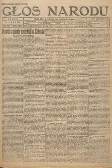 Głos Narodu. 1921, nr156