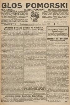 Głos Pomorski. 1925, nr5