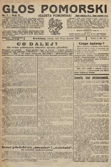 Głos Pomorski. 1925, nr7