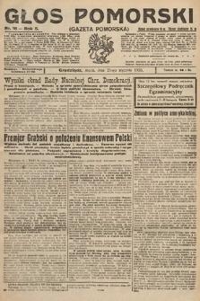 Głos Pomorski. 1925, nr16
