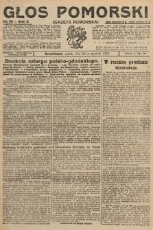 Głos Pomorski. 1925, nr18