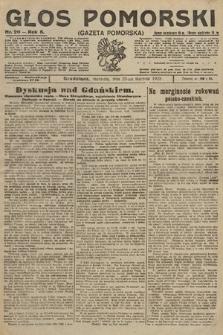 Głos Pomorski. 1925, nr20