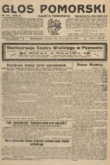 Głos Pomorski. 1925, nr23