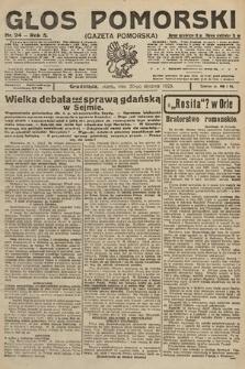Głos Pomorski. 1925, nr24