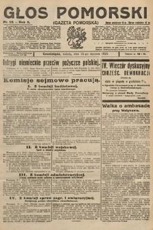 Głos Pomorski. 1925, nr25